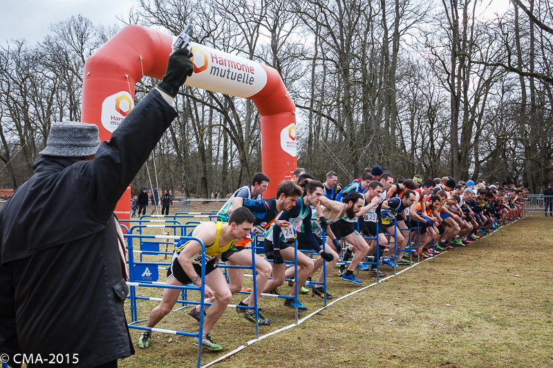 Inter-regionnaux nord de cross 2015